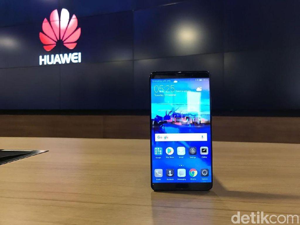 Begini Kinerja Perusahaan Huawei yang Bosnya Ditangkap di Kanada