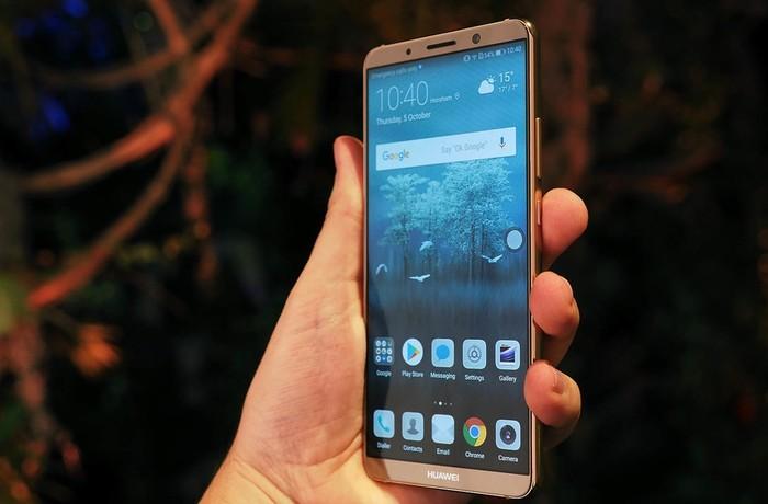 Huawei Mate 10 Pro. Foto: Pocket Lint