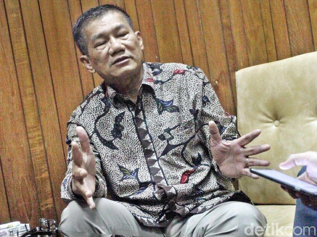 Agun: Ketua KPK Instruksikan Jajarannya Tak Penuhi Undangan Pansus