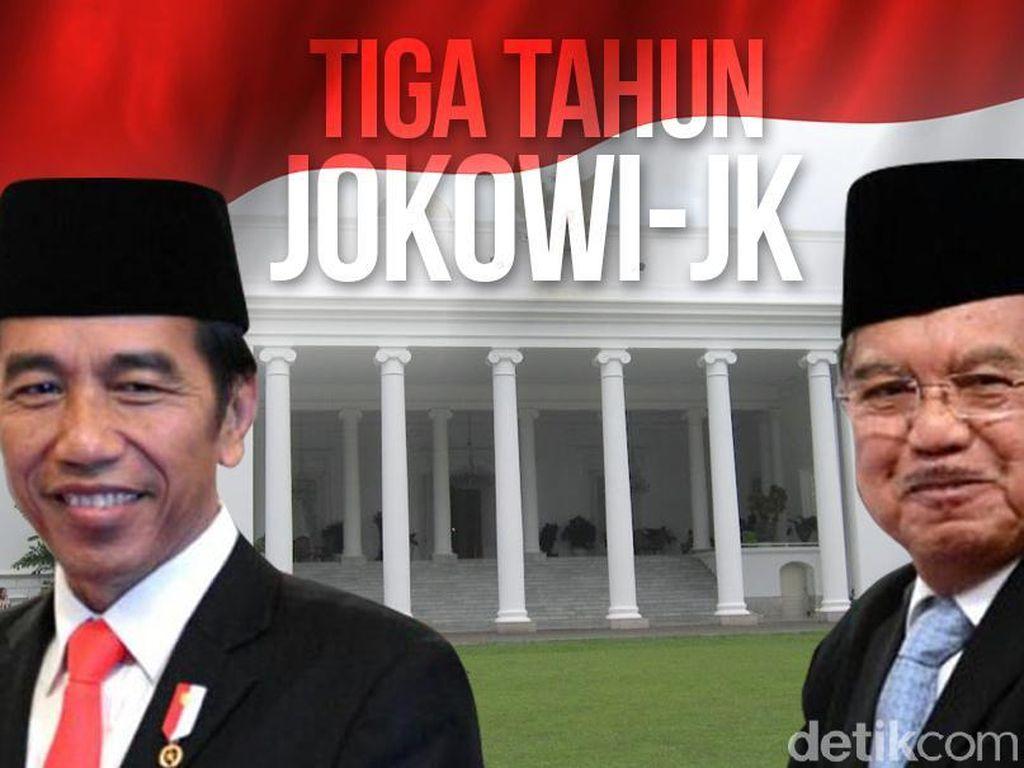 3 Tahun Jokowi-JK, Faisal Basri Soroti Setoran Pajak Hingga Utang