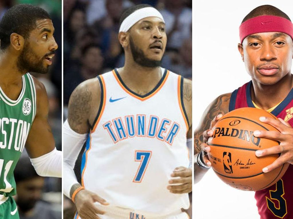 Tujuh Pemain All-Star 2017 Ini Ganti Tim Saat Offseason NBA
