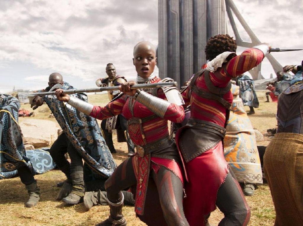Durasi Terlalu Panjang, Black Panther Hapus Beberapa Adegan