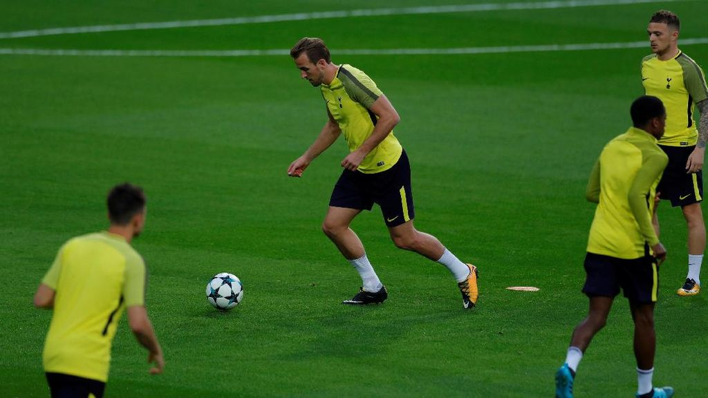 Spurs Belum Pernah Bobol Gawang Madrid