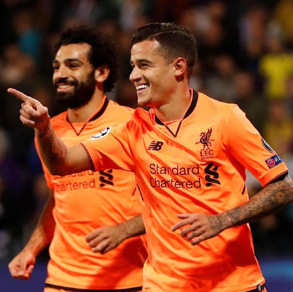 Klopp: Liverpool Harus Bikin Bintang-Bintangnya Betah