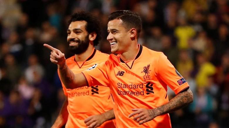 Apa Coutinho Kebagian Medali jika Liverpool Juara Liga Champions?