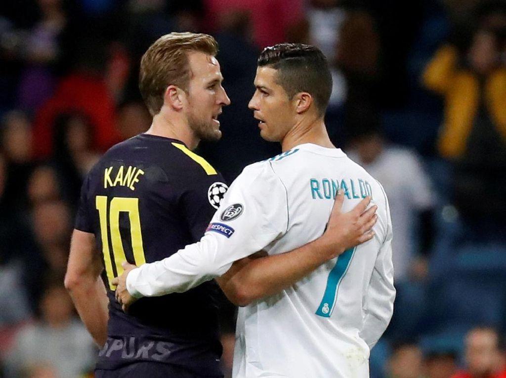 Mantan Presiden Madrid: Pemain seperti Kane Wajib Didatangkan