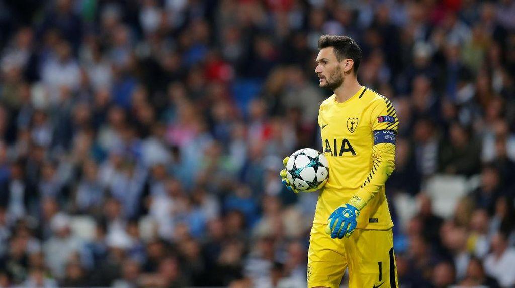 Lloris: Spurs Main Lebih Baik di Babak Pertama