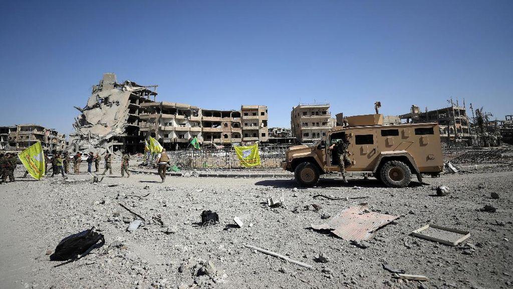 Akhir Kekuasaan ISIS