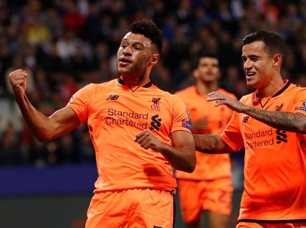 Rekor-Rekor dalam Kemenangan Telak Liverpool atas Maribor