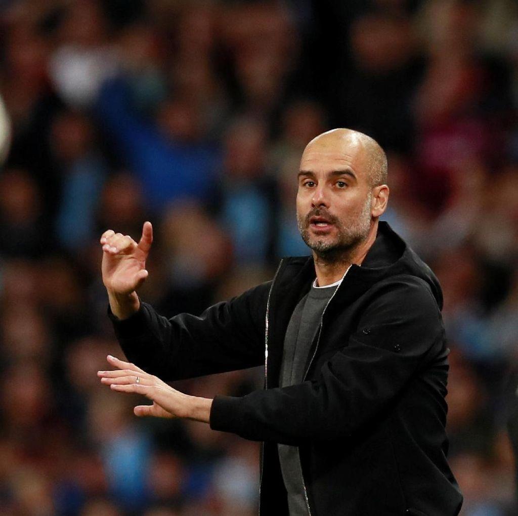 Guardiola: Ada Saatnya City Bakal Kalah Musim Ini