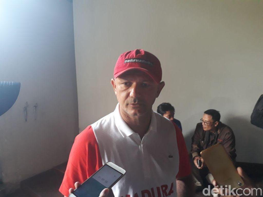 Madura United Incar Kemenangan Perdana di Suramadu Super Cup