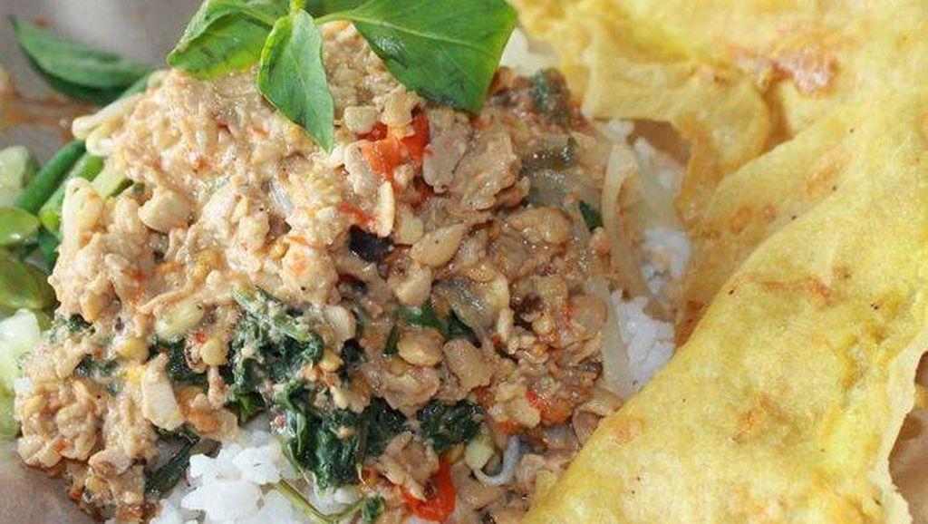 Mana Sarapan Enak yang Anda Suka? Nasi Liwet, Nasi Kuning atau Nasi Jamblang?