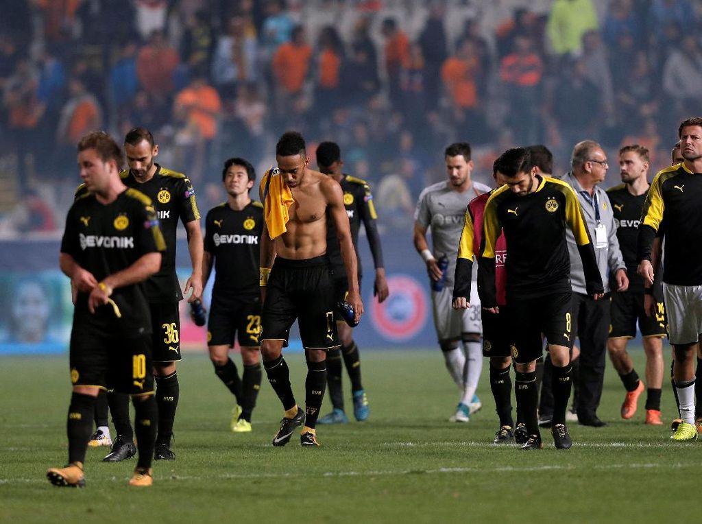 Bosz Akui Dortmund Sulit Lolos dari Fase Grup