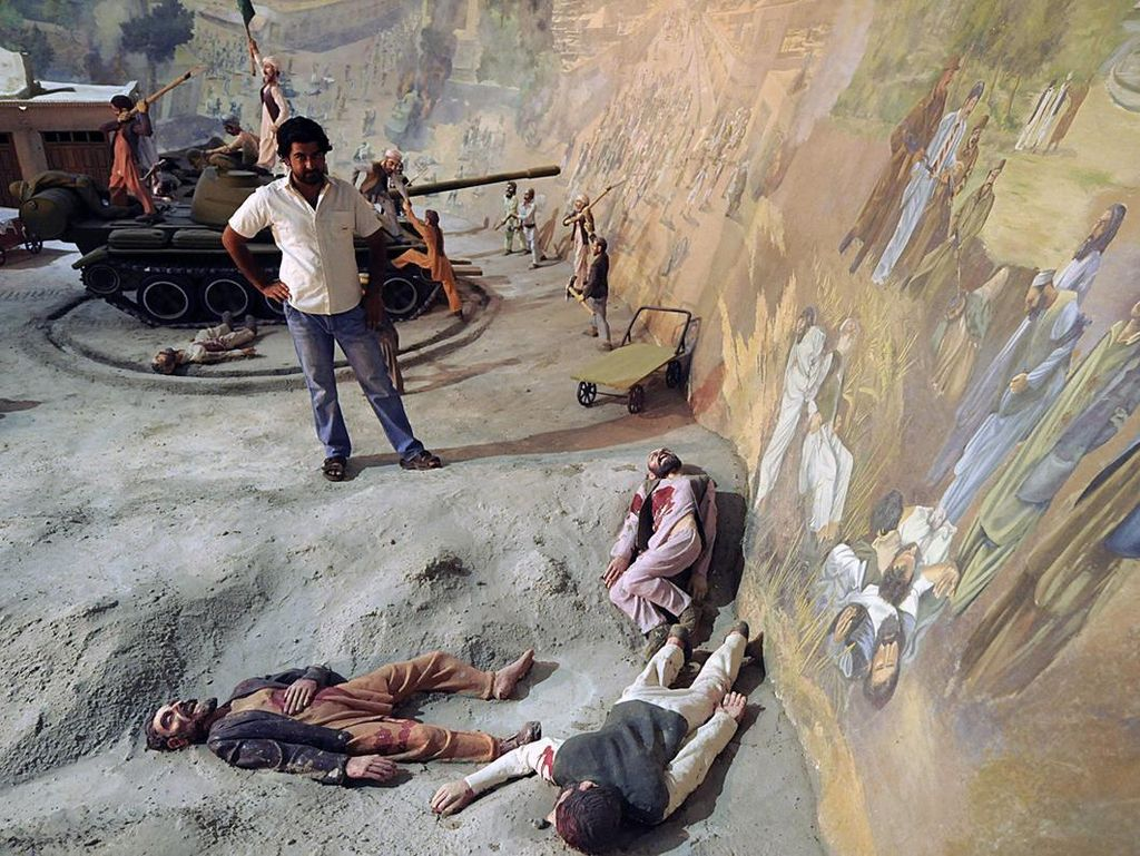 Ramai Seruan Azan Ajak Jihad, di Afghanistan Ada Museum Jihad