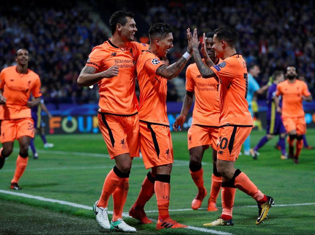 Usai Menang Besar, Liverpool Kini Lebih Percaya Diri