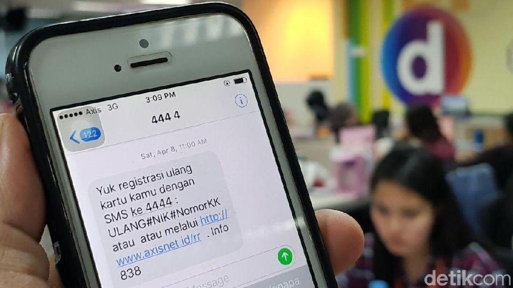 Kendala Registrasi SIM Card: Tak Hapal Nomor KK