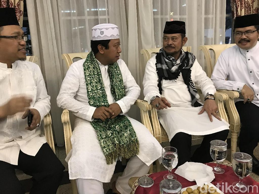 Ketua Umum PPP Optimis Ichsan Yasin Limpo Bisa Ikut Pilgub Sulsel