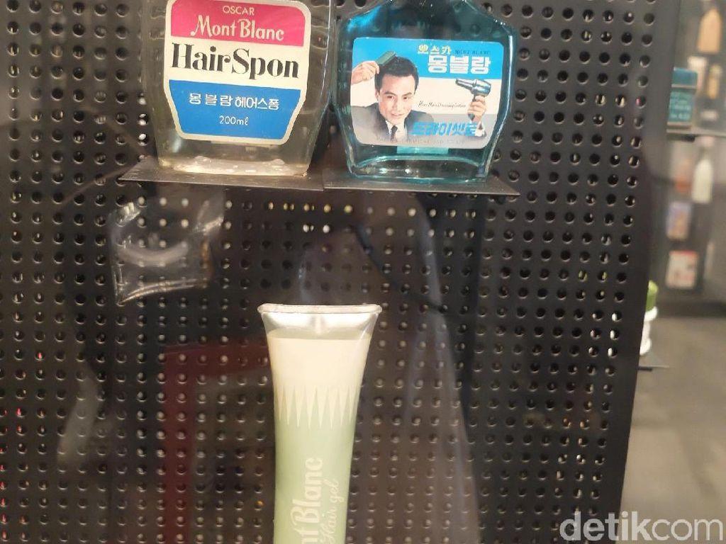 Foto: Begini Bentuk Kosmetik Jadul Korea