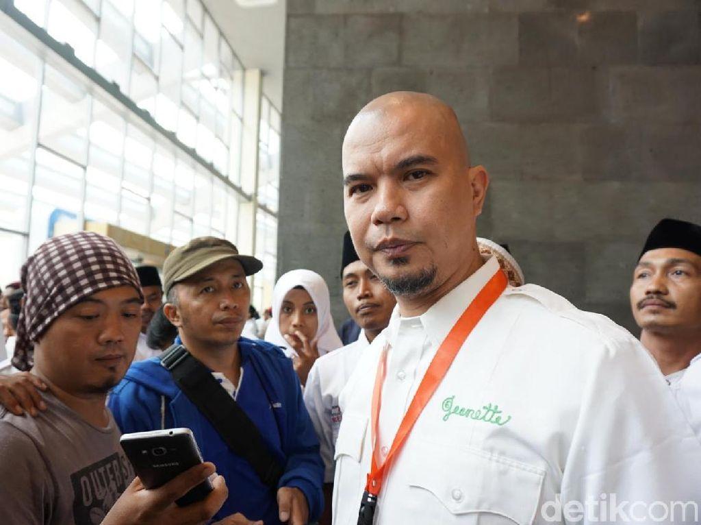Sidang Perdana Kasus Hate Speech Ahmad Dhani Digelar 16 April