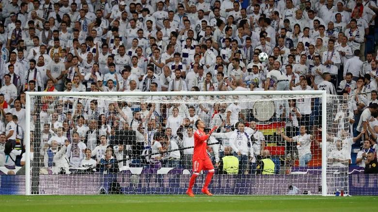Navas Kesal Madrid Cuma Imbang dengan Spurs