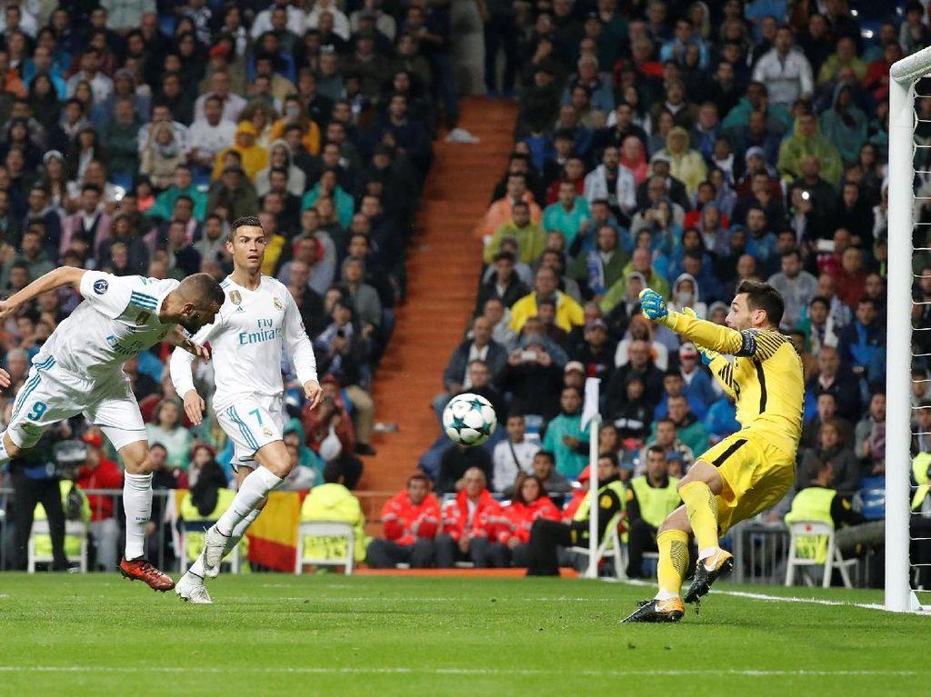 Madrid Diredam Tottenham