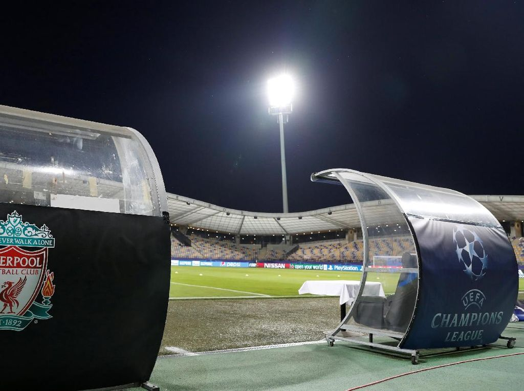 Pesta Tujuh Gol Liverpool di Slovenia