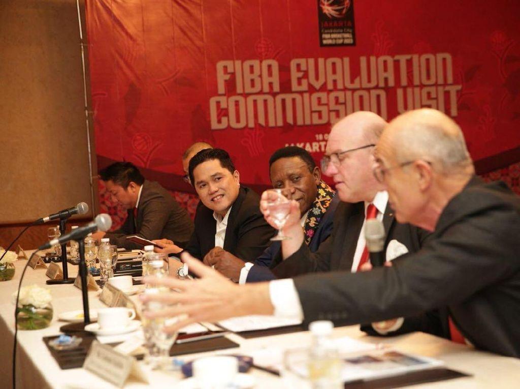 FIBA Terkejut dengan Peningkatan Renovasi Istora untuk Piala Dunia 2023