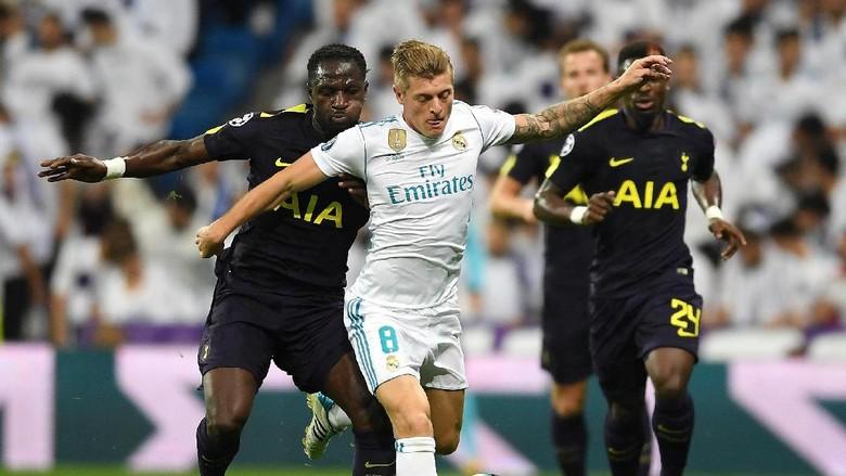 Hanya Seri di Santiago Bernabeu, Madrid Tak Keder Menatap Wembley