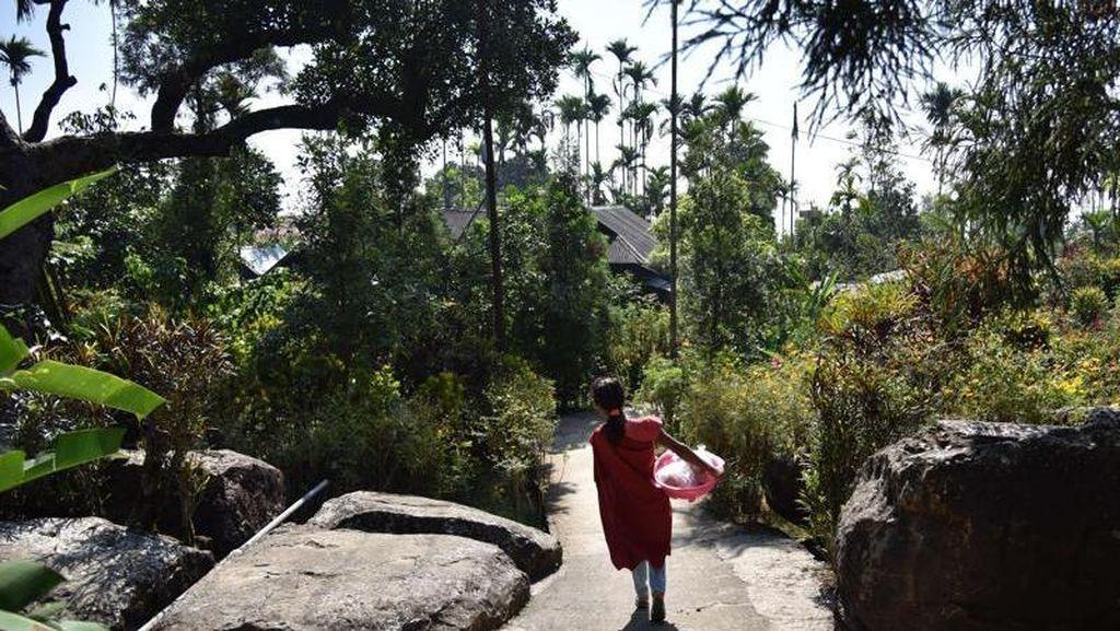 Foto: Katanya Desa Paling Bersih di Asia