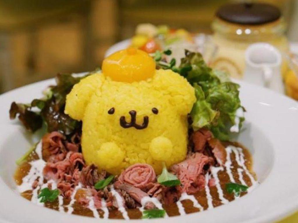 5 Kafe di Tokyo dengan Tema Karakter Lucu yang Instagramable