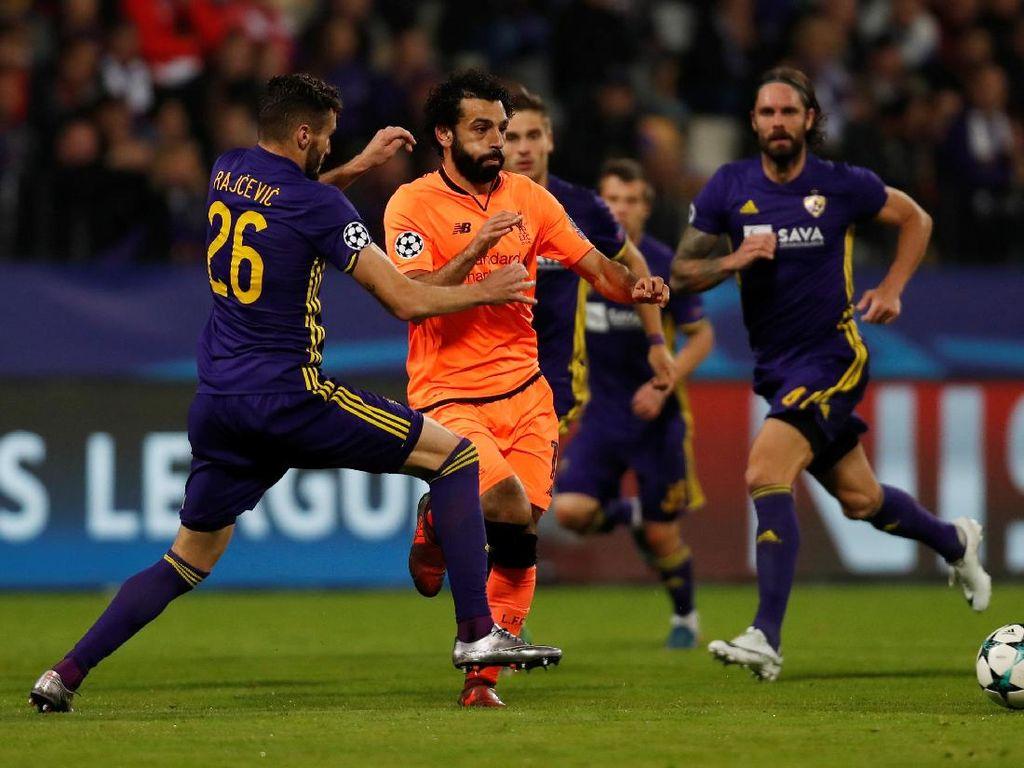 Salah: Pertandingan yang Luar Biasa untuk Liverpool
