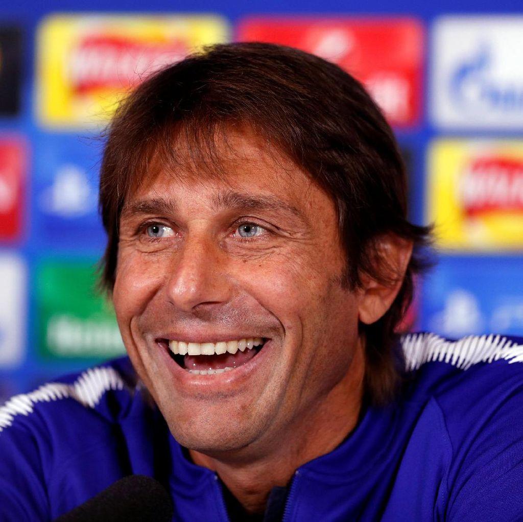 Allegri: Conte Pelatih yang Hebat