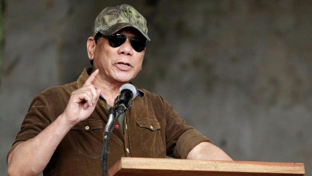 ICC Selidiki Duterte Atas Kejahatan Kemanusiaan, Filipina Geram