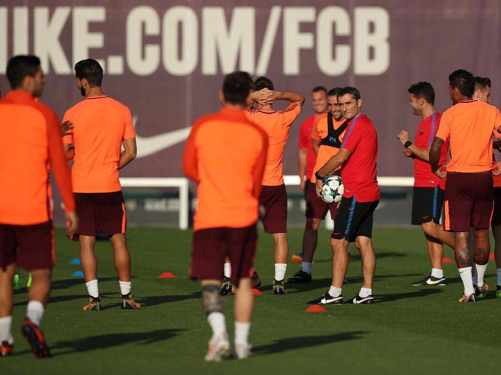 Valverde Waspadai Serangan Balik Olympiakos