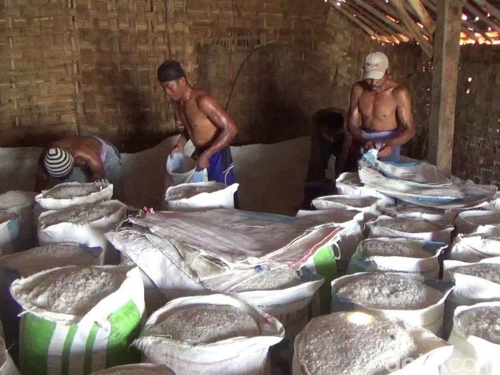 Jaga Investasi, Menperin Permudah Impor Garam Kebutuhan Industri