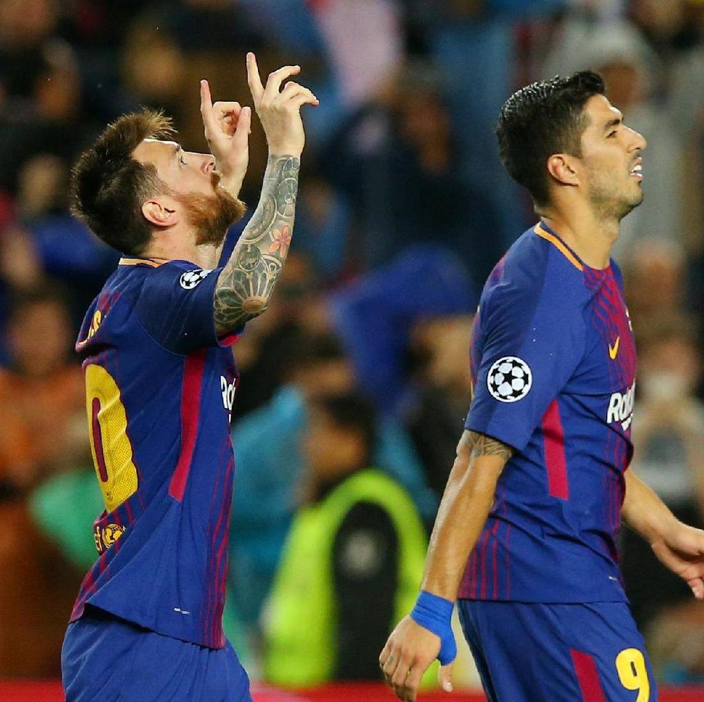 Messi Minum Pil Lalu Bikin Gol, Valverde: Lanjutkan