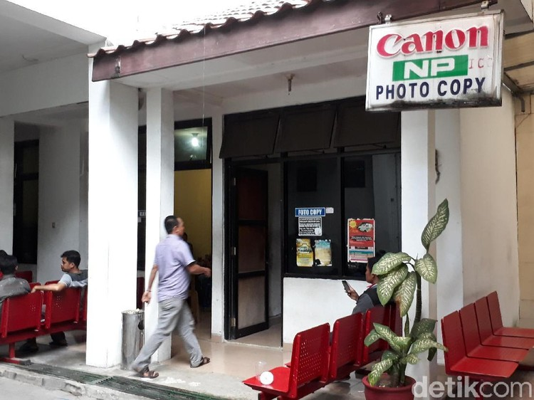 Kios Fotocopy di Kantor Samsat Brebes Akui Dapat Orderan Copy-an KTP