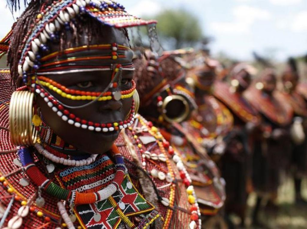 Tradisi Kontroversial di Kenya: Jual Anak Suku Pokot untuk Dinikahkan