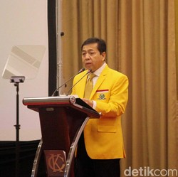Setya Novanto Rekomendasikan Arianti Dewi untuk Maju Cawagub Jateng