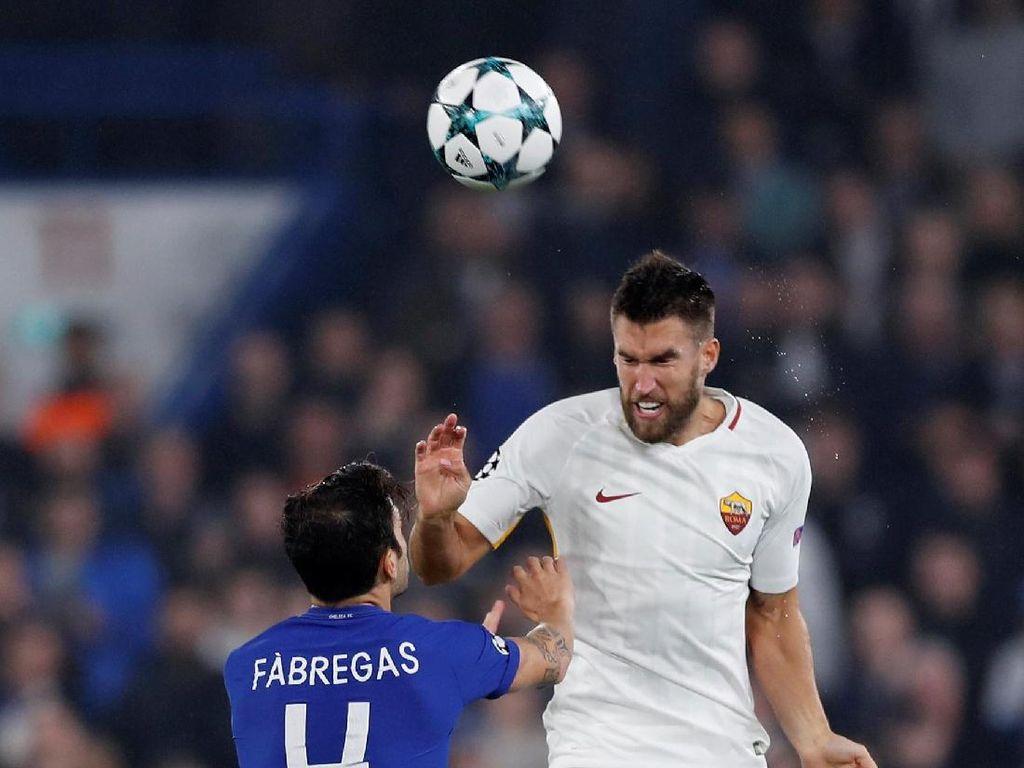 Chelsea vs Roma: Hiburan Enam Gol di Stamford Bridge