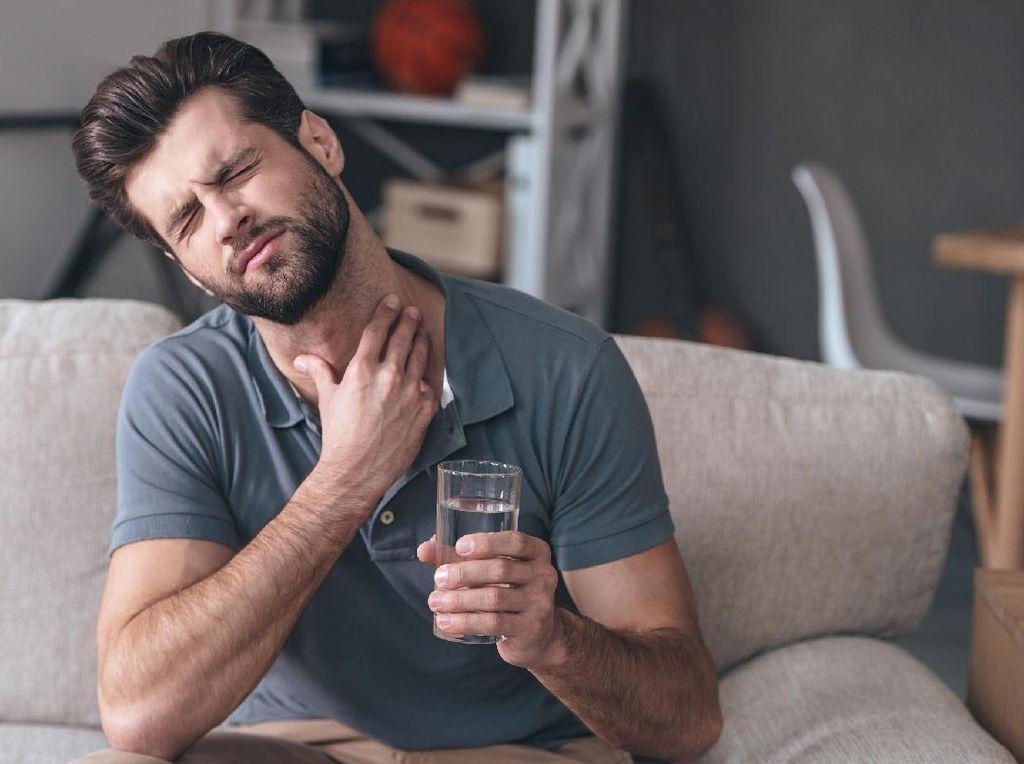 Sakit Radang Tenggorokan Bikin Pria Ini Kehilangan Tangan dan Kaki