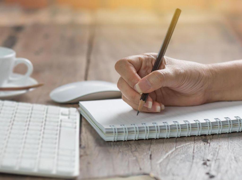Generasi Milenial Tak Pernah Menulis Tangan, Ini Dampak Buruknya