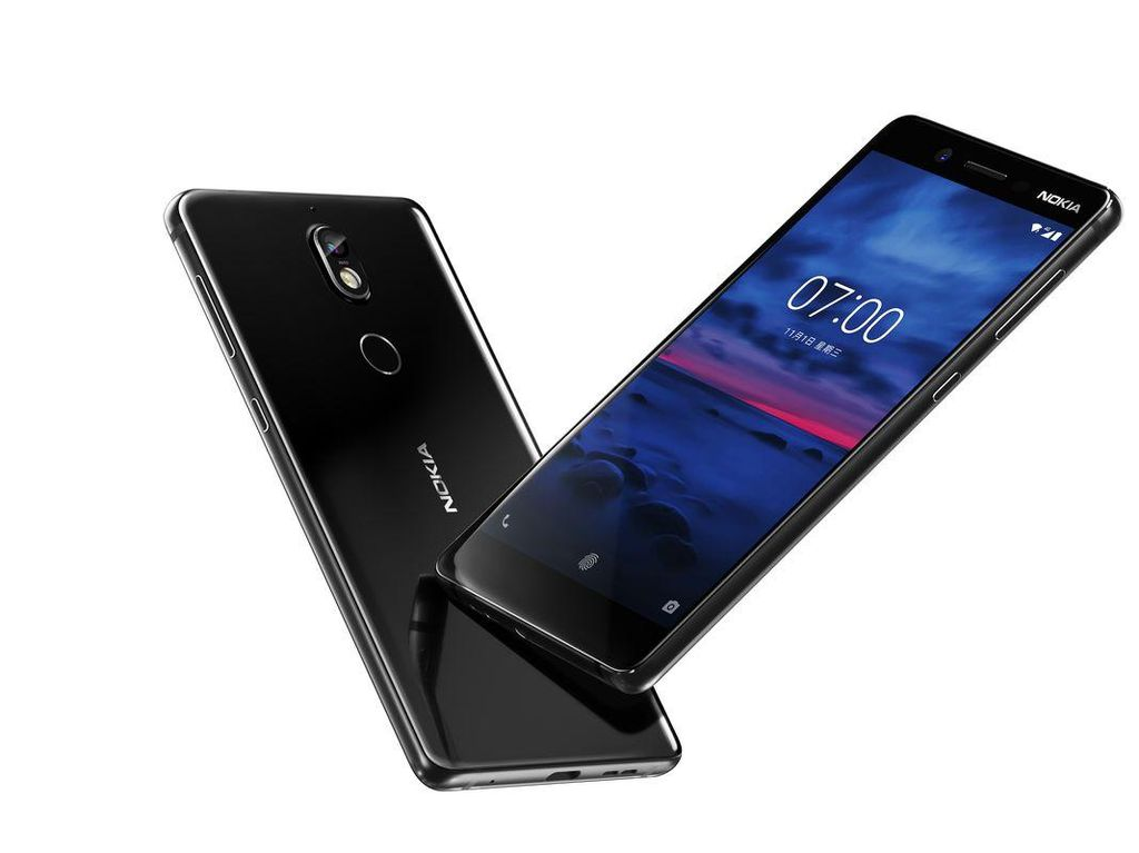 Nokia 7 Resmi Diluncurkan, Seperti Apa?