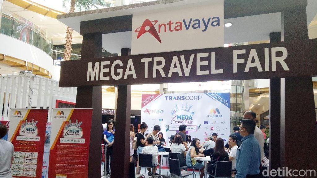 Yuk! Masih Ada Promo White Christmas di Mega Travel Fair Surabaya