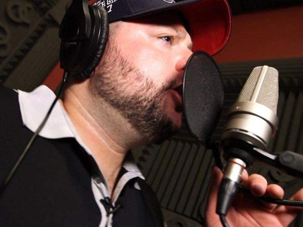 Musik Hip-hop Bantu Mantan Tentara Melawan Stres Akibat Trauma
