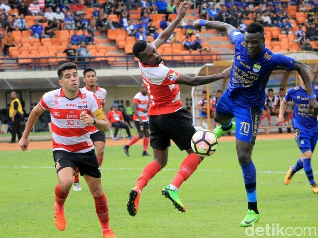 Ada Persib vs Madura United, Ini Jadwal Siaran Langsungnya