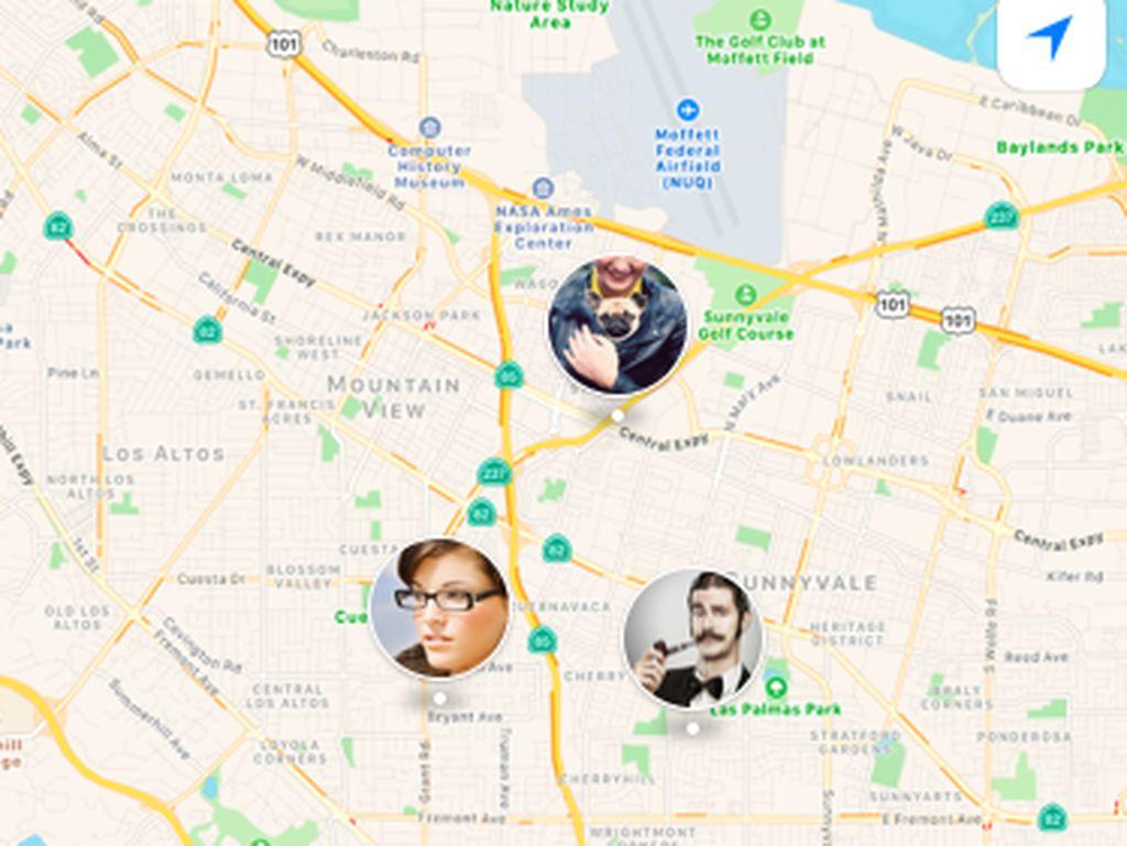 Fitur Pantau Lokasi di WhatsApp Bikin Hidup Makin Rumit