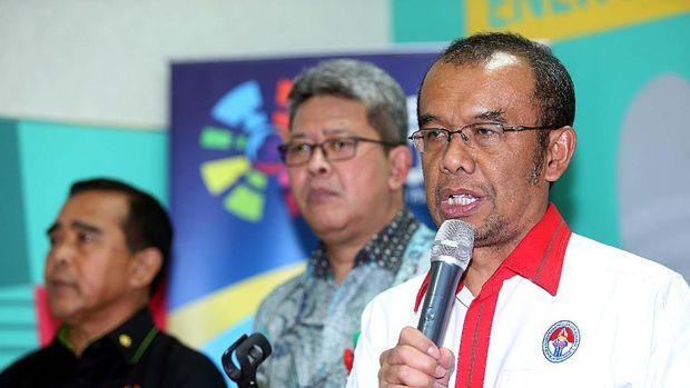 Sekretaris Menteri Pemuda dan Olahraga Gatot Dewa Broto