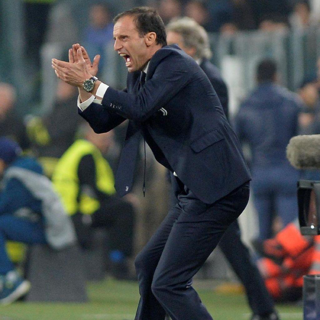 Allegri Akui Performa Juventus Tak Memuaskan