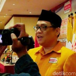 Ketua Hanura Jatim Mengaku Didukung DPP Dampingi Khofifah